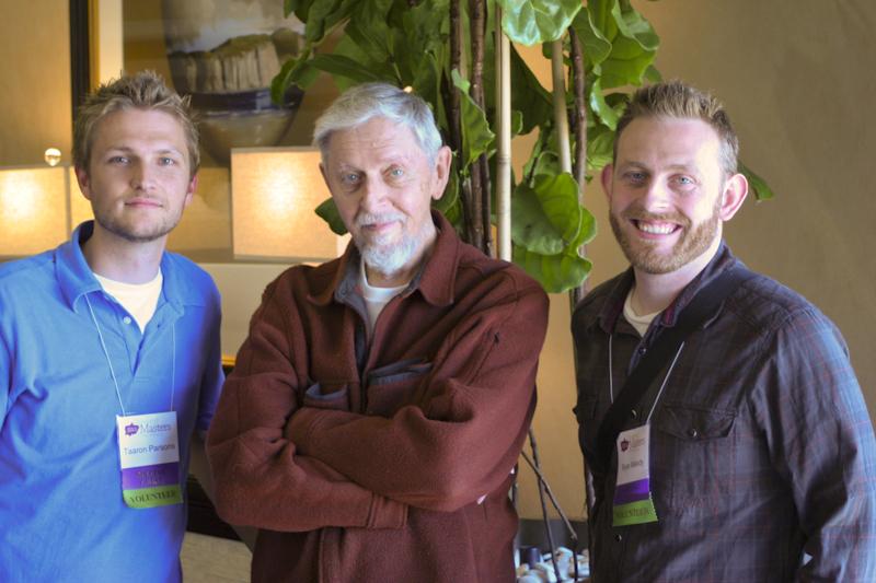 Myself, Richard, and Ryan