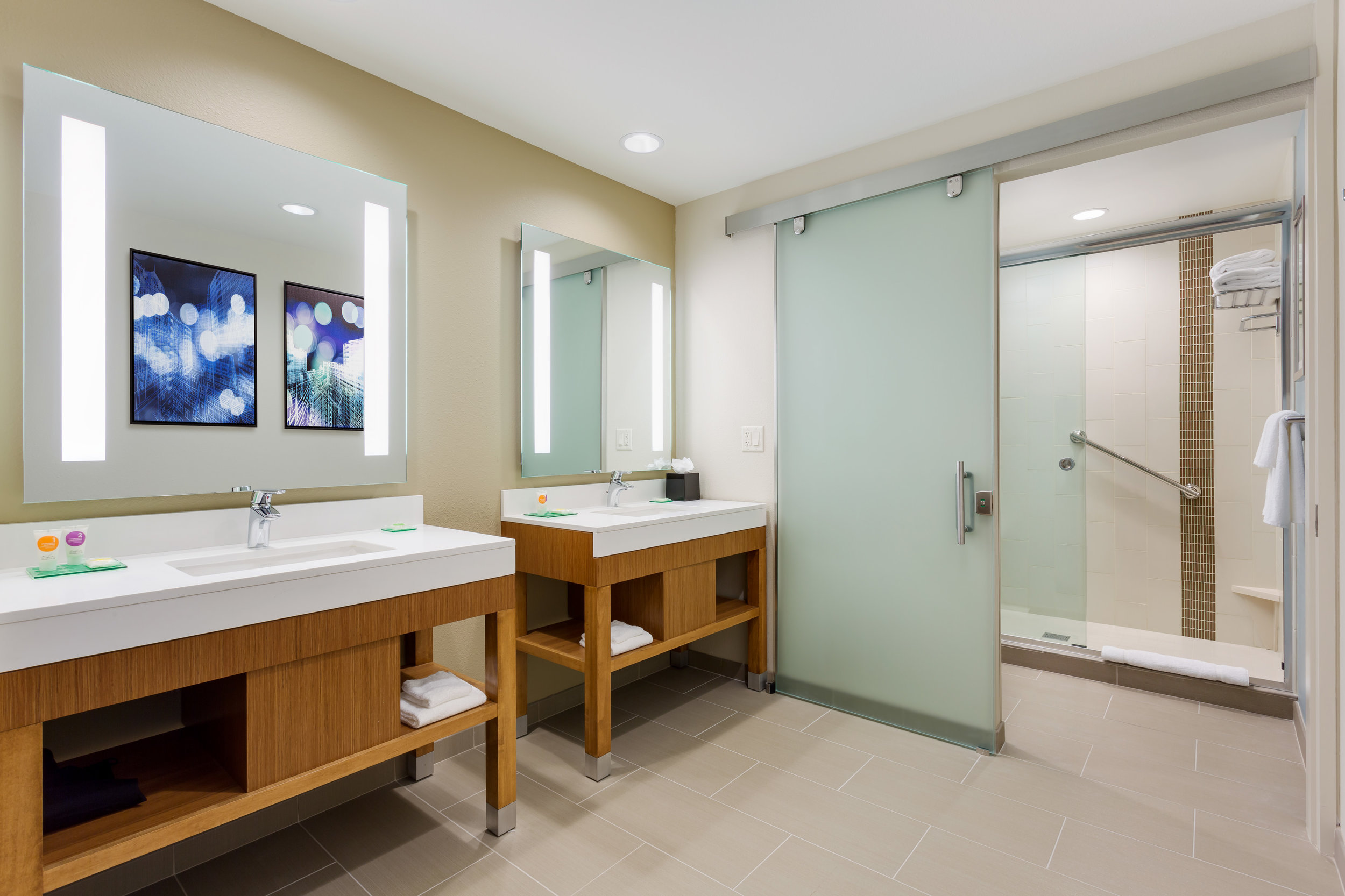 Hyatt Place Chicago Loop-Suite Bath.jpg