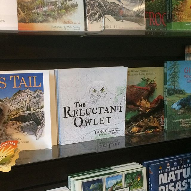 Are you gonna be #inbend this summer? Be sure to visit the #lavalandsvisitorcenter at the #newberrynationalvolcanicmonument and pick up something at the bookstore. They've got lots of great titles...including The Reluctant Owlet! 🦉 . . . #bendoregon #author #authorsofinstagram #writer #writersofinstagram #thereluctantowlet #booksforkids #childrensbooks #naturebooks #localauthor