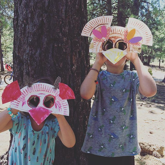 I had a lovely time at Lava Lands Visitor Center yesterday making owl masks with the Jr. Rangers. But honestly, the best part was digging through owl pellets and reconnecting with old friends. ❤️🦉🌲 . P.S. Lava Lands has autographed copies of The Reluctant Owlet still available! Pick one up before the end of the season! . #thereluctantowlet #writersofinstagram #authorsofinstagram #owls #inbend #bendoregon #inbendoregon