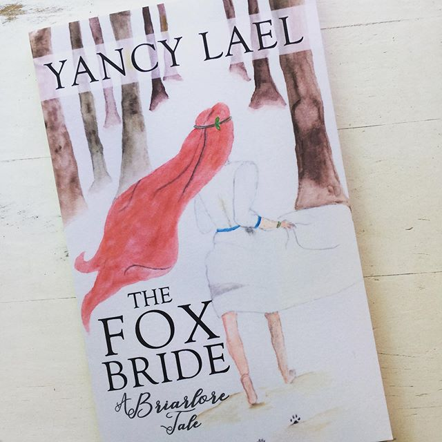 Here's the big reveal! Have you watched the video reveal on YouTube? Go to my channel and check it out! ❤️ . . . #book #books #fairytale #thefoxbride #briarlore #indieauthor #indiewriter #indiebook #coverreveal