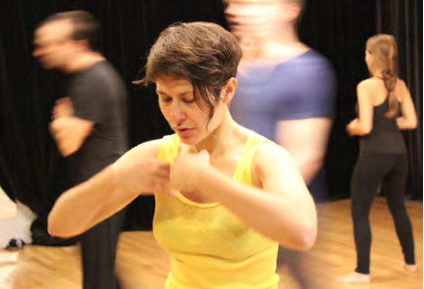 Margolis Method Theatre Training Barcelona Acting School Spring Break