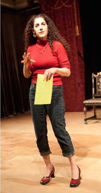 Margolis Method Kari Margolis Barcelona Acting School Theatre Training Spring Break