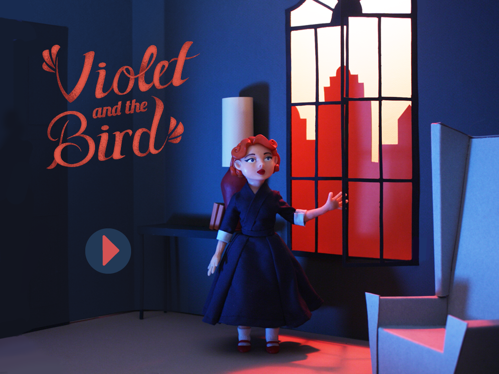 Violet and the Bird