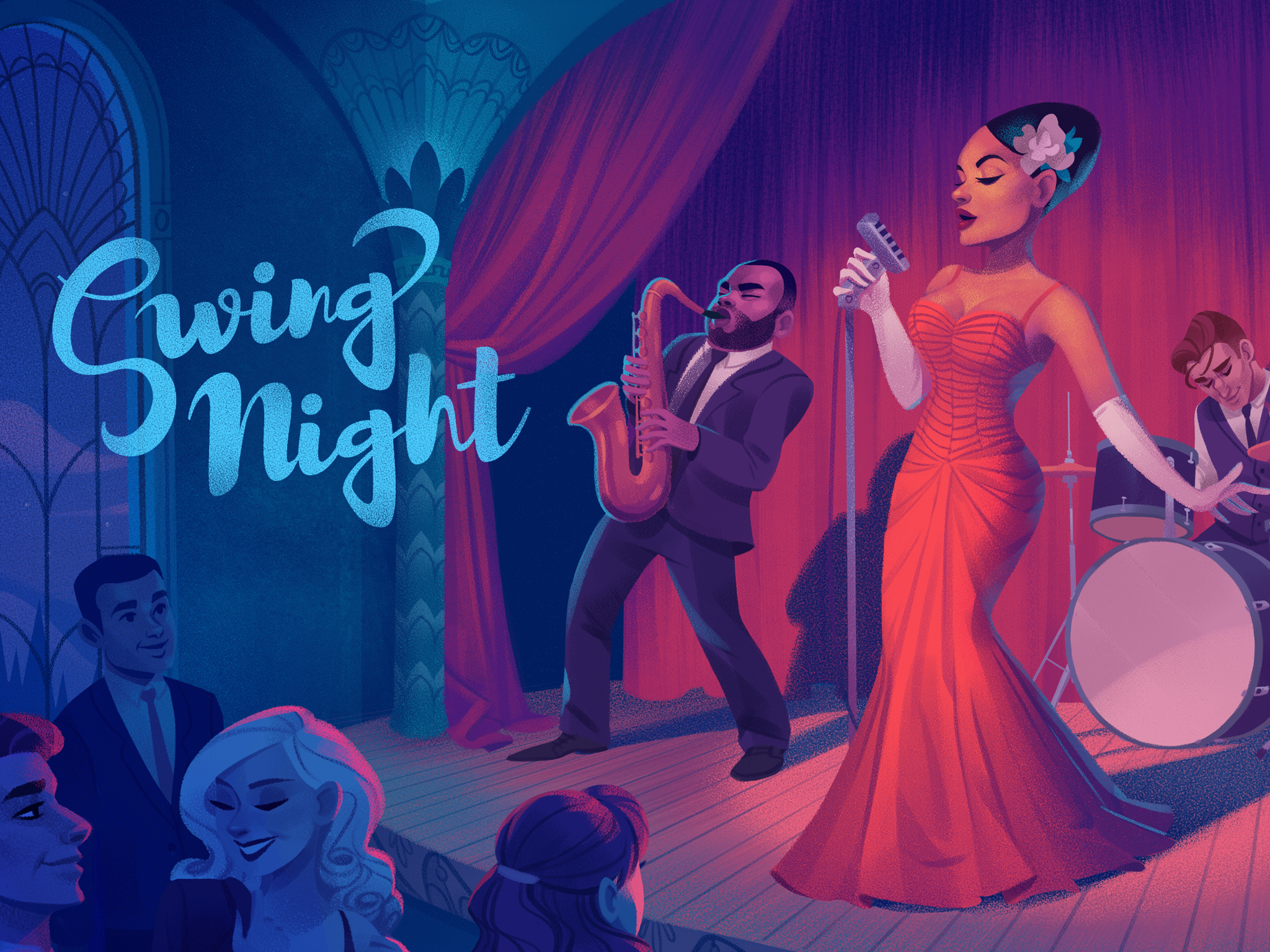 Swing Night Project