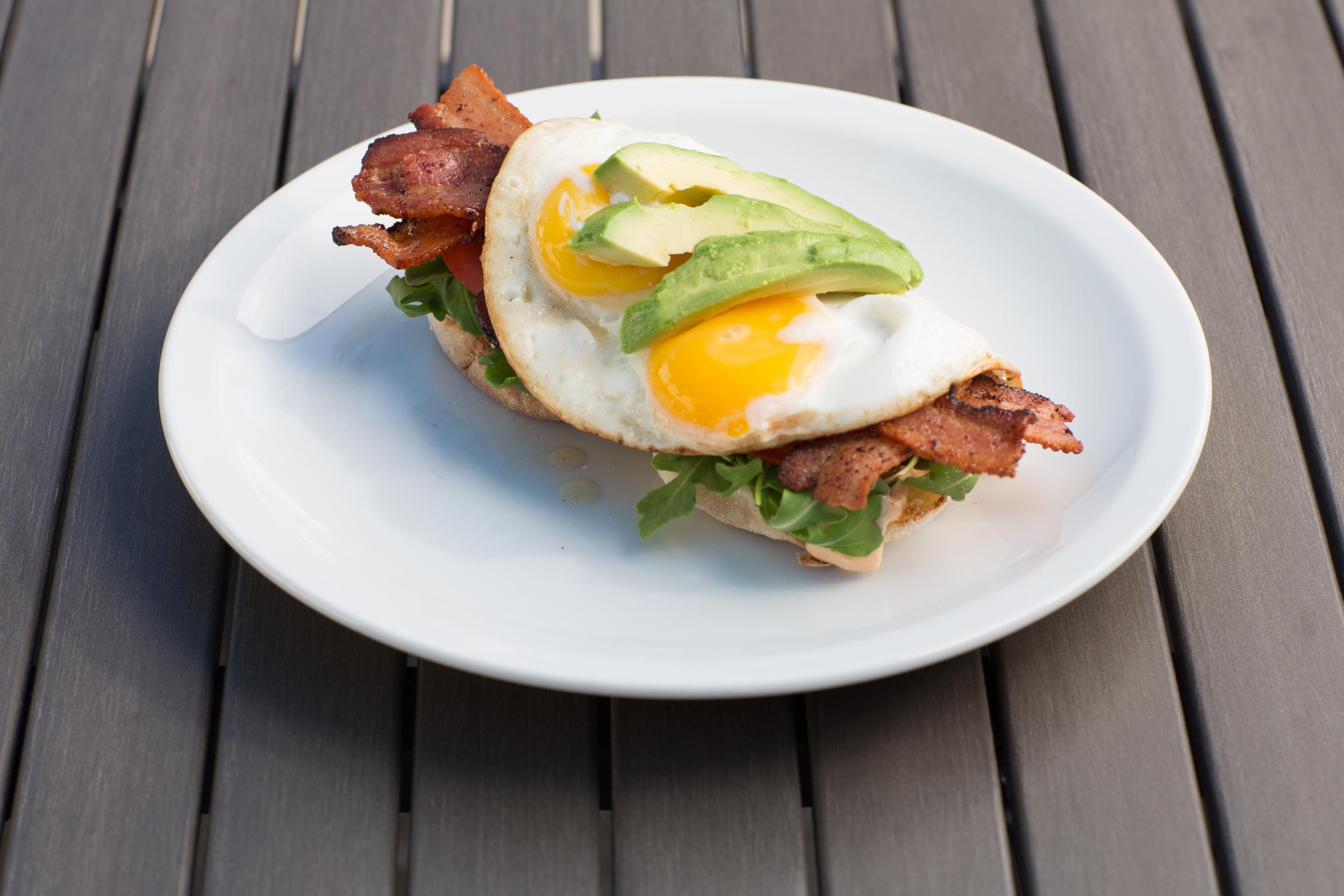 Waipi'o Stack Breakfast a la me