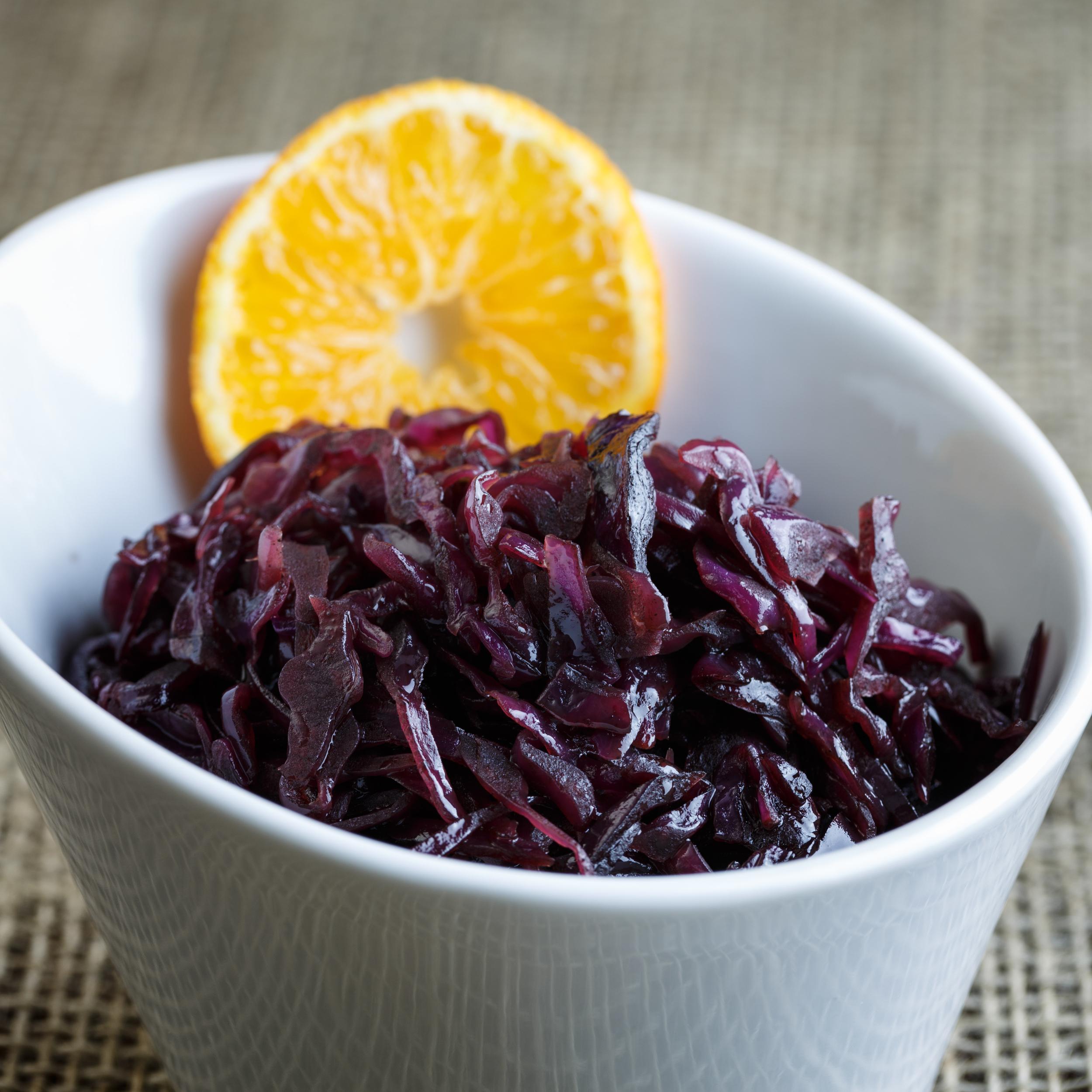Rødkål - Pickled Red Cabbage