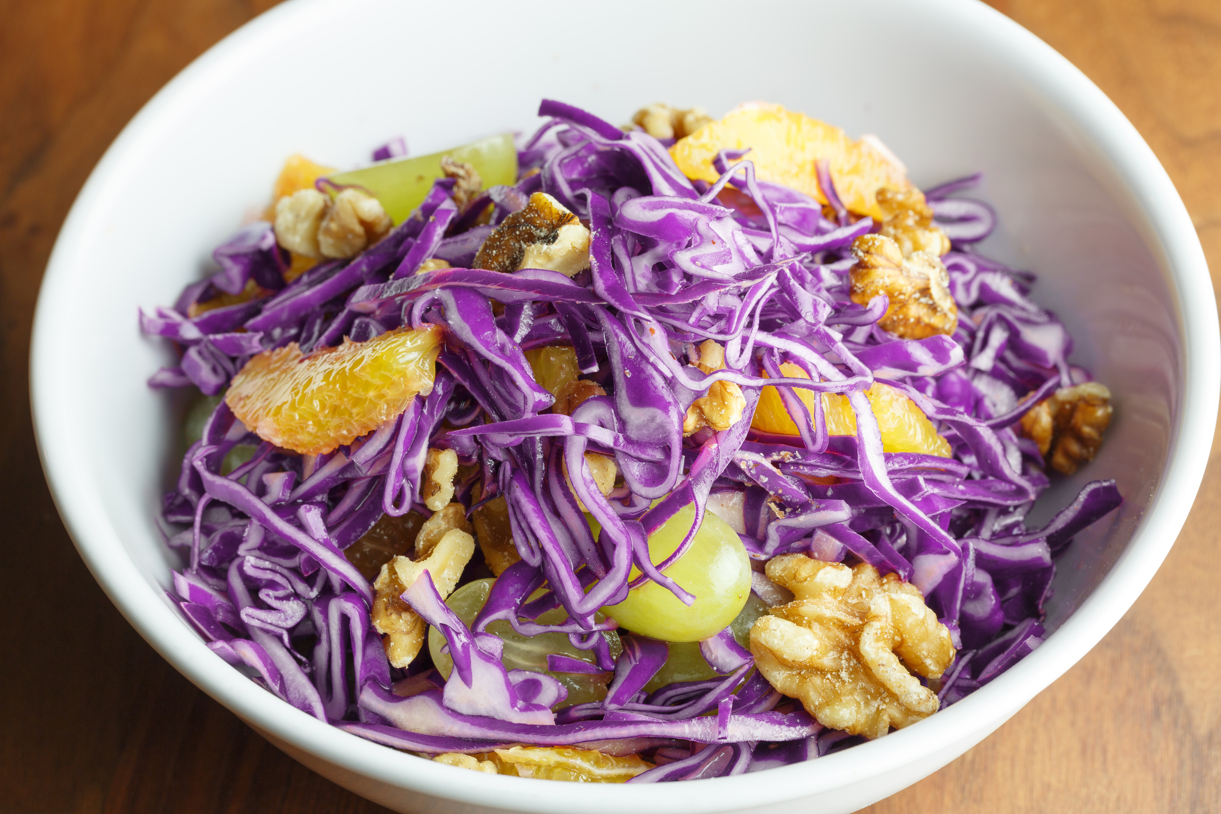 Red Cabbage Salad - Rødkålssalat