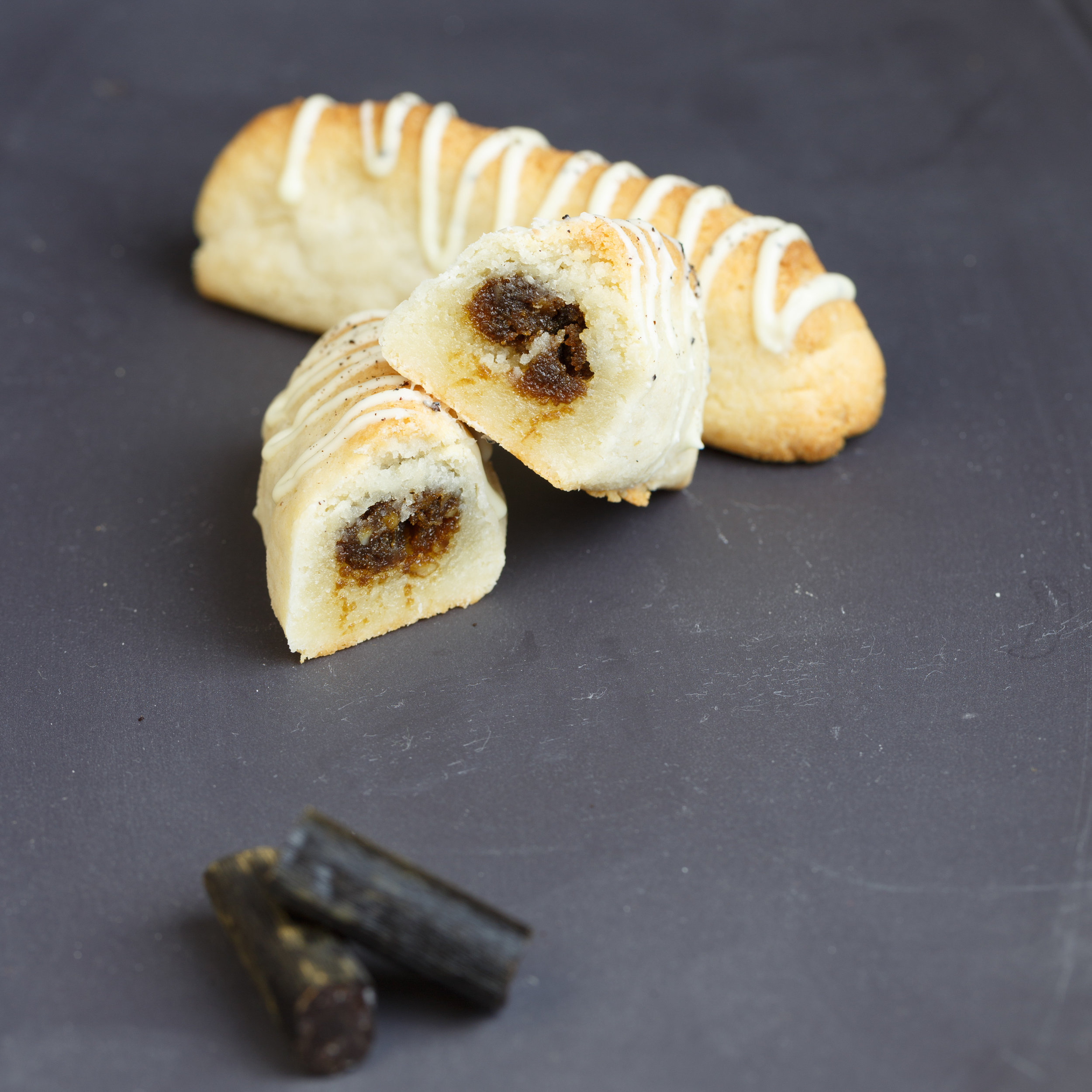 Kransekage with Liquorice