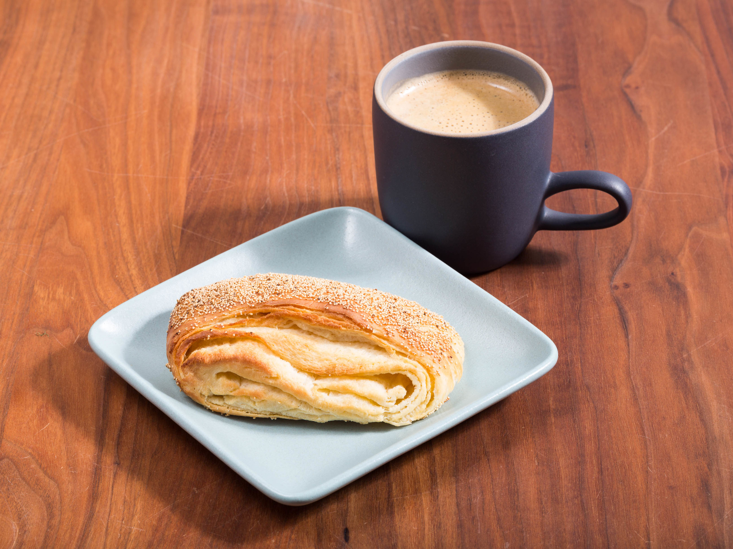 Birkes - a Breakfast Roll