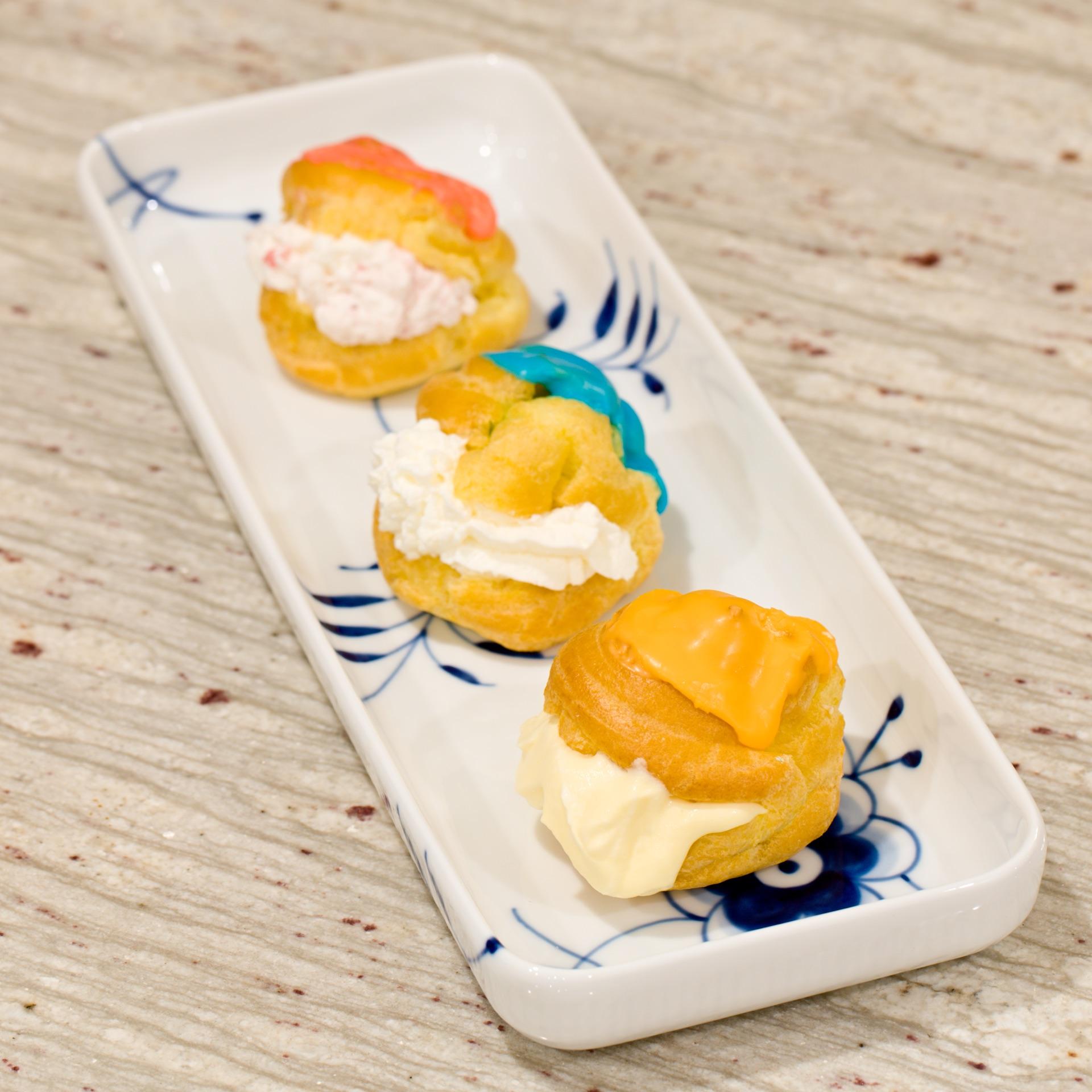Fastelavnsboller - Choux Pastry