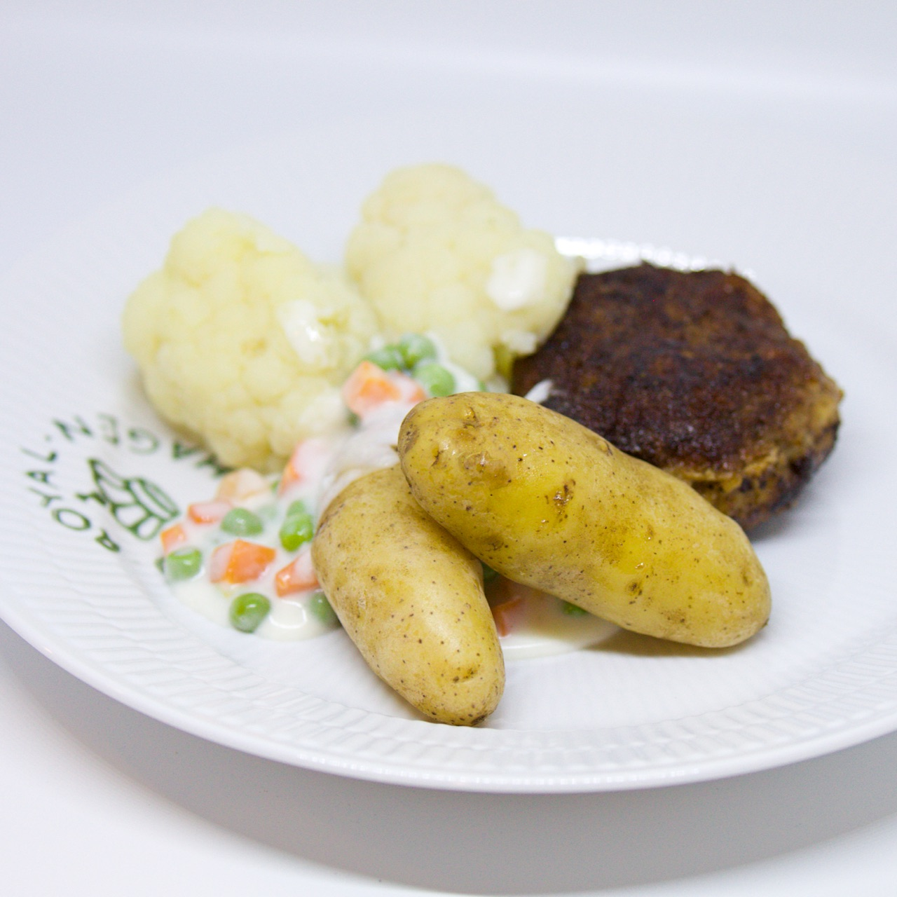 Danish Breaded Pork Patties - Karbonader