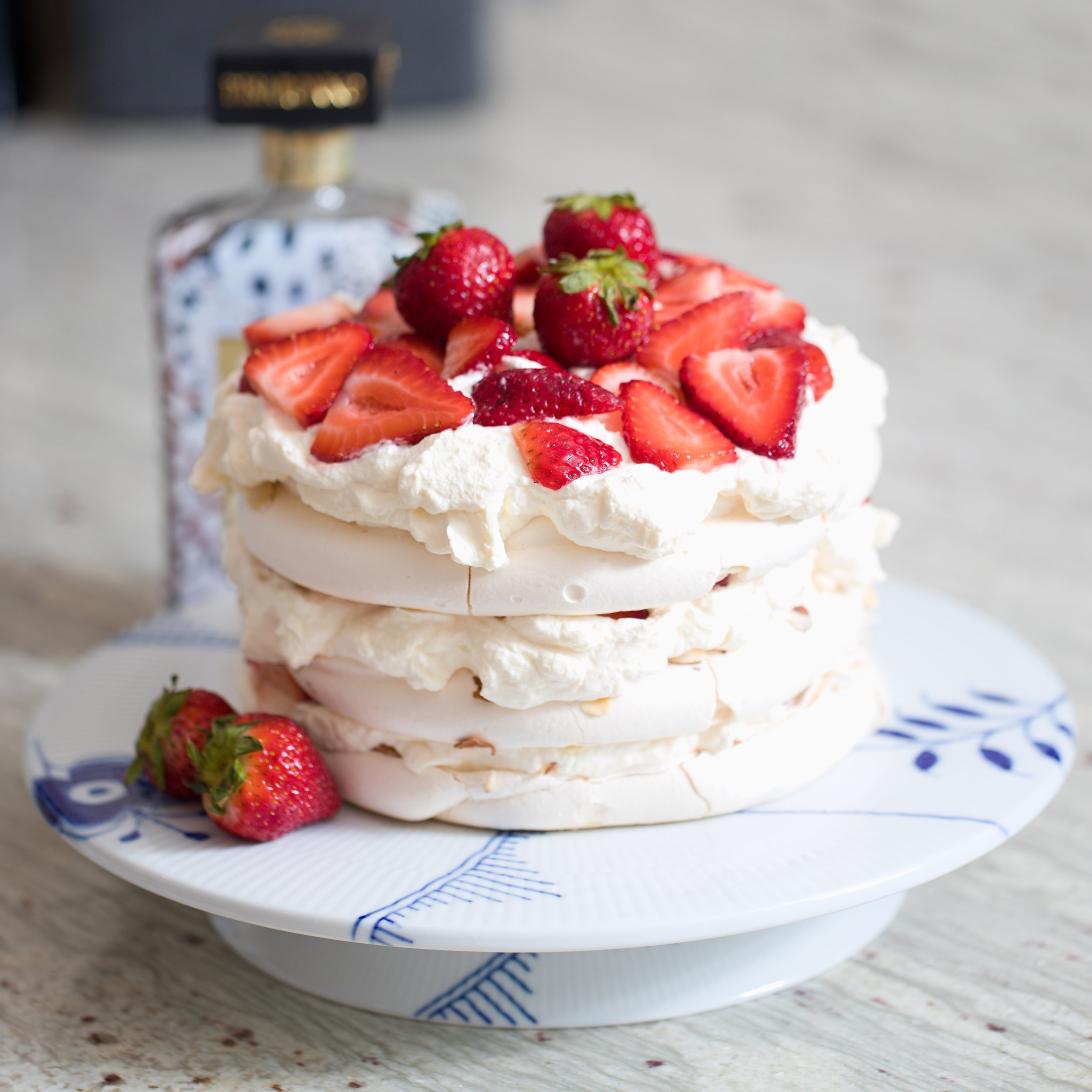 Amaretto Eton Mess