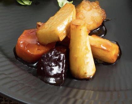 Caramelized Root Vegetables