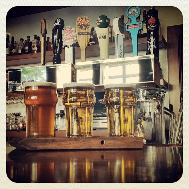 Flights on special today! $7 Draft and select bourbon flights $10 @oakcitymeatball!! #howdoyouball #beerbourbonballs