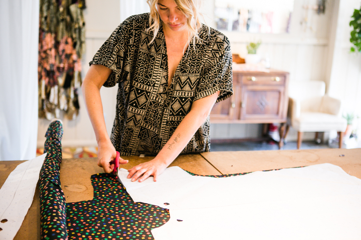 Pattern Making Workshop - Every dress starts with a pattern. Our designer will guide you through copying a dress onto a pattern, and altering your size and sleeves. You will leave this class with your first pattern, ready for you to customize and make your own dresses time and time again. This is a 3 hour course and we recommend you bring a few of your favorite pieces to chose which pattern will be best for you to make. This course is a great companion to industrial sewing, so you can have guided instruction on sewing your new pattern. Thursday 5pm - 8pmSaturday 9am - 12pm120.00ages 13 +