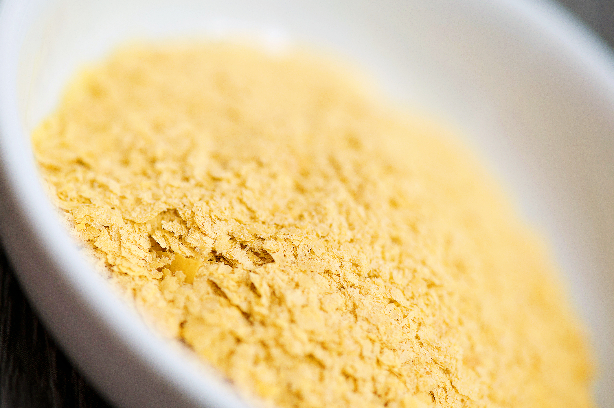 Nutritional yeast, a vegan source of vitamin B12 (just make sure it's fortified!) © Raimondiphotography | Dreamstime.com - Nutritional Yeast Photo
