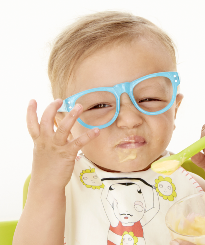 """Raising a Foodie: Is it OK for Babies to Be Vegetarian?"""""""