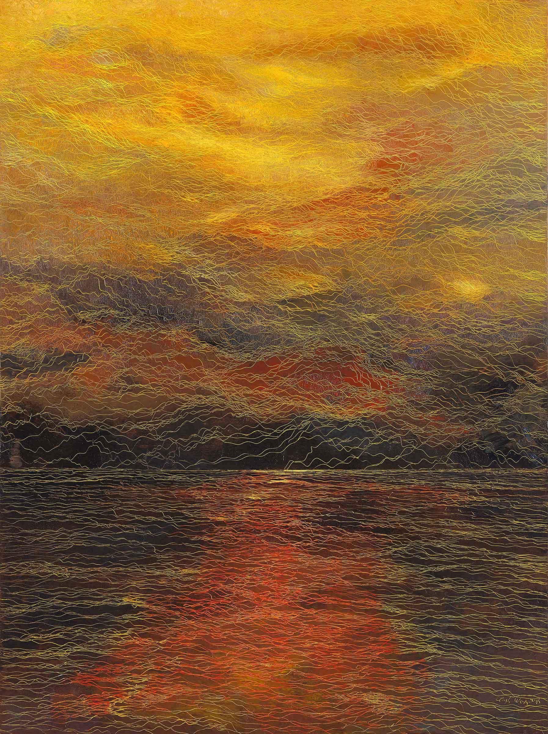 莫內與透納的對話 The conversation between Monet and Turner