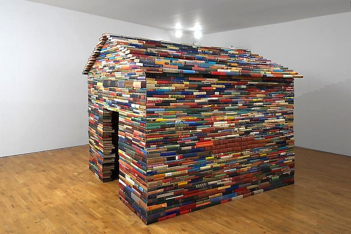 House of books: Janet Cardiff and George Bures Miller