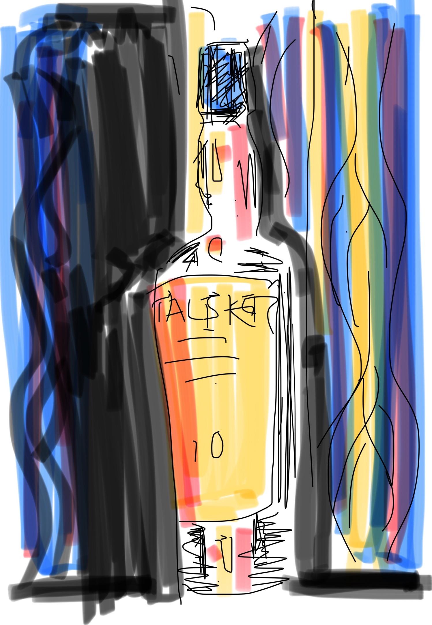 fig.1:    Talisker 10 still life
