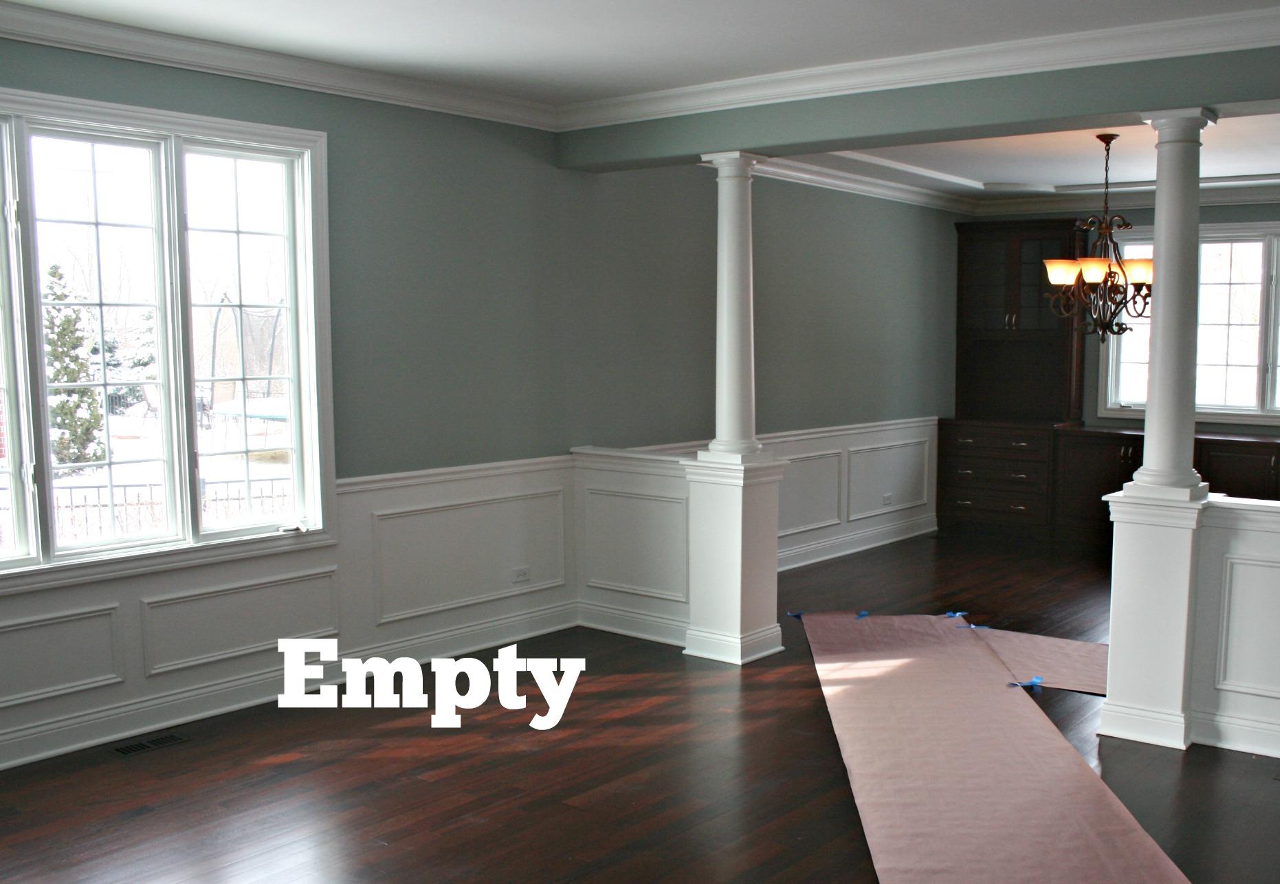 Lemont, IL - Empty Living