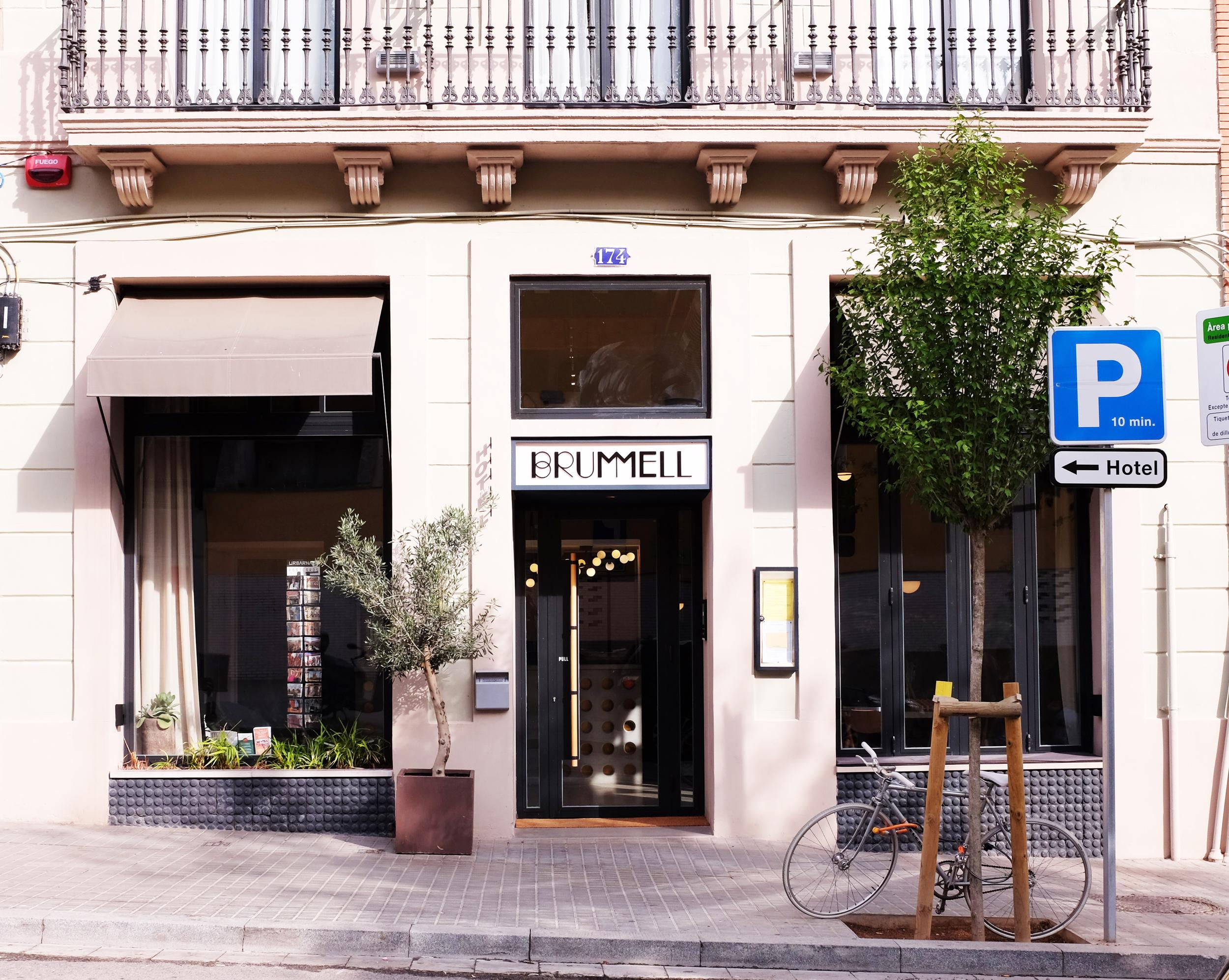 Hotel Brummell Barcelona