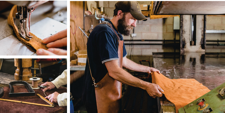 Freelance Graphic Designer for Leather Tannery