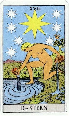 The Rider Waite Tarot