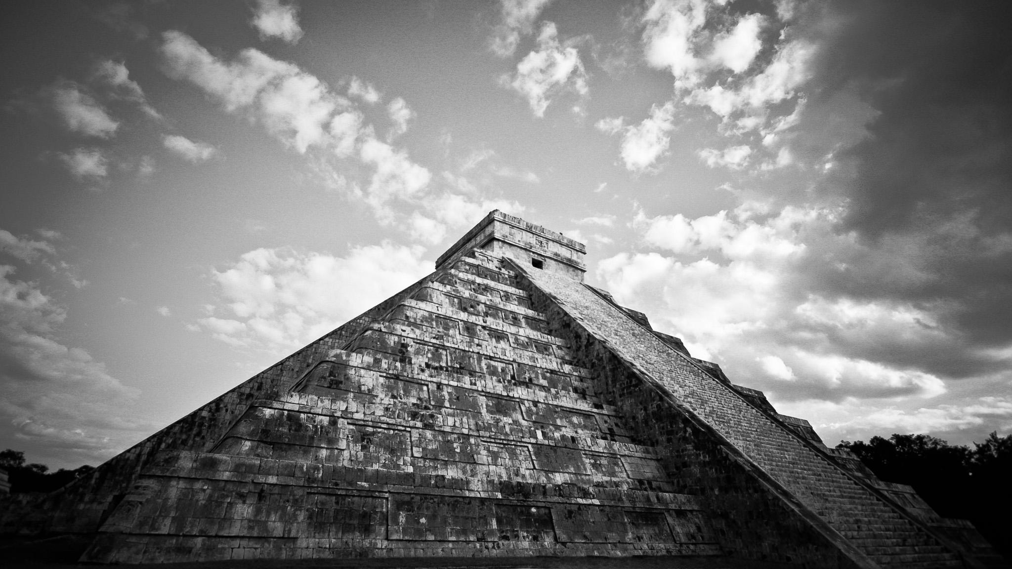 Pyramid of Kukulkan