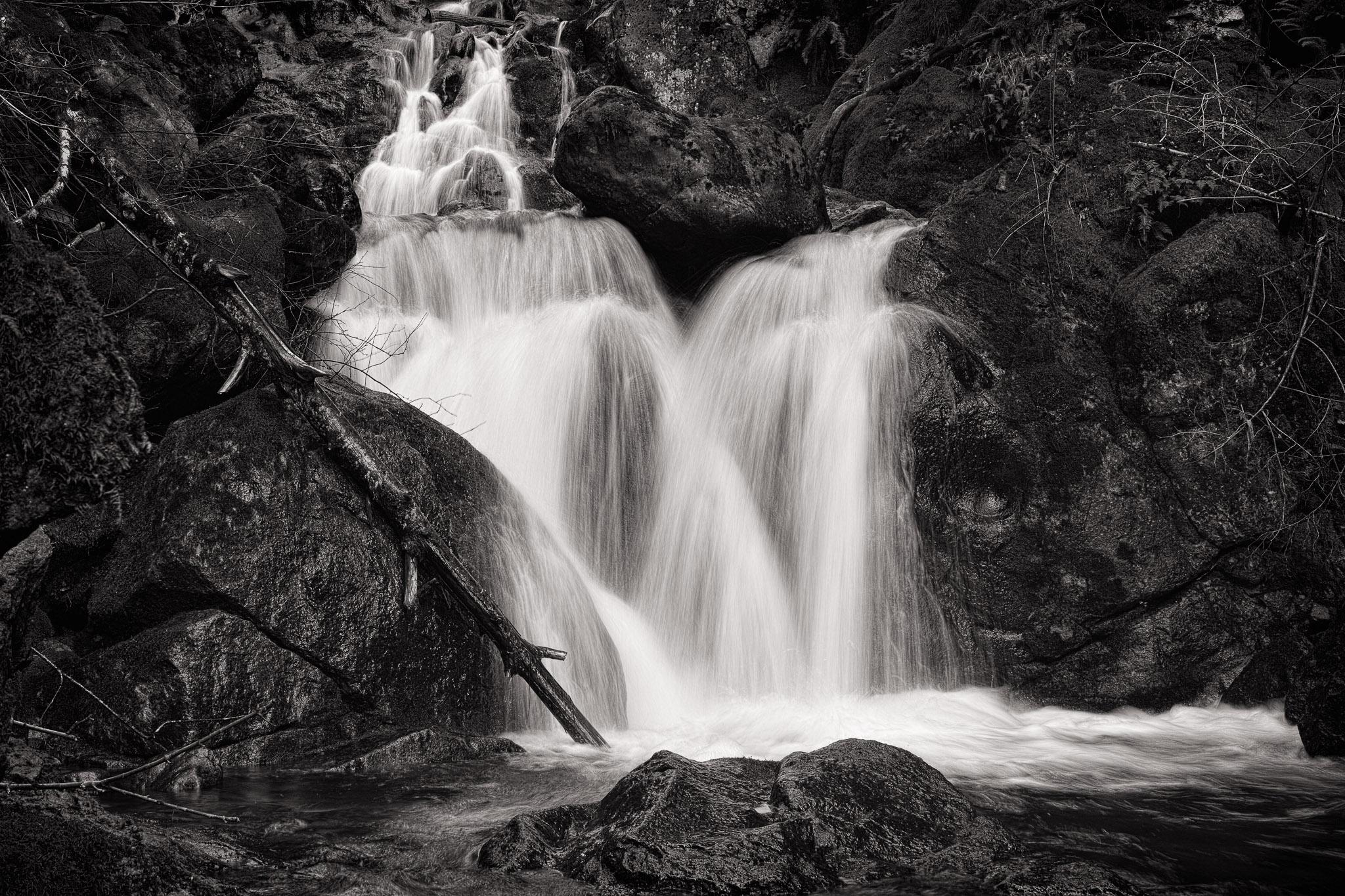Lower Rodney Falls