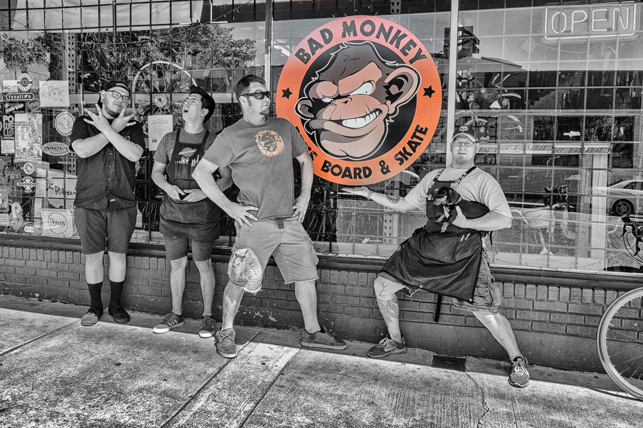 Bad Monkey Crew