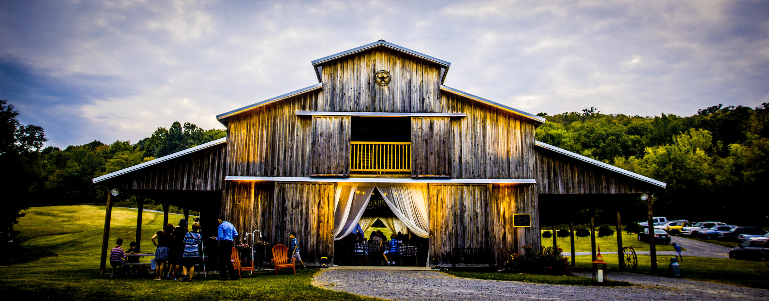 Sherwood Acres Event Barn