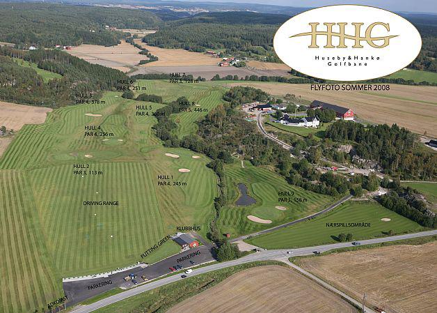 Huseby & Hankø Golfklubb