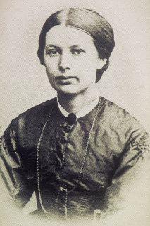 """Tante Karen"", Karen Bjølstad   (Foto: Munch-museet)"