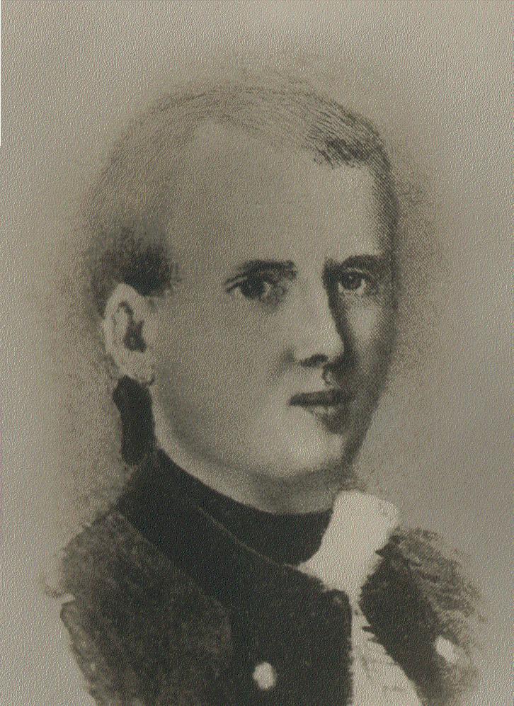 Johan Andreas Cornelius Ohme var kommandant på festningen i 1814.