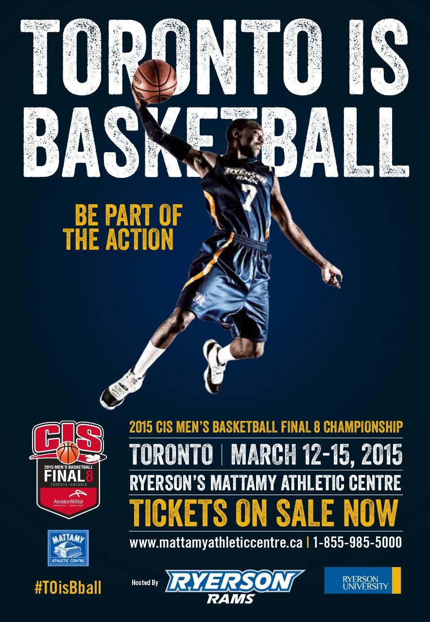 Ryerson / CIS Basketball Finals