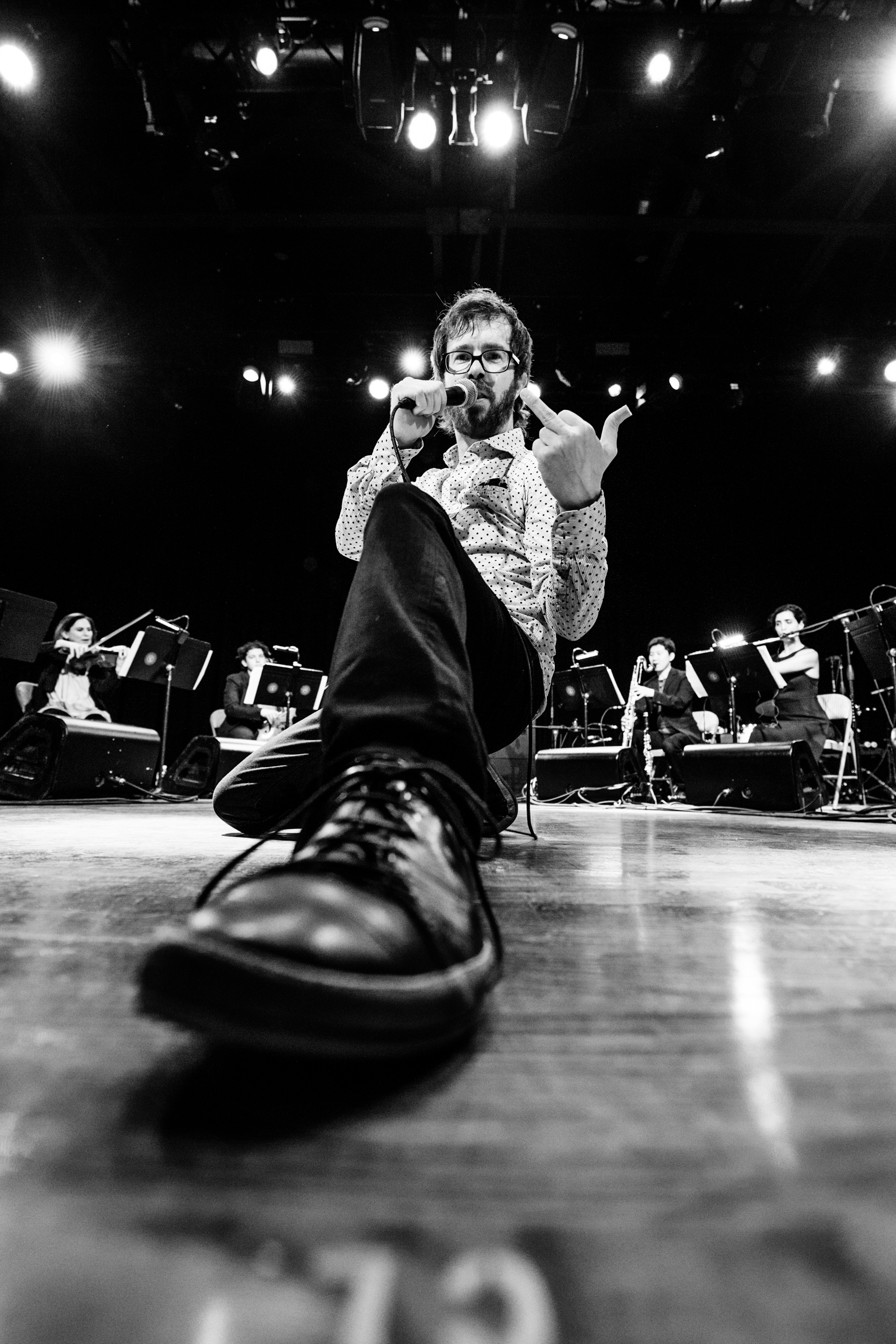 Ben Folds Philly -