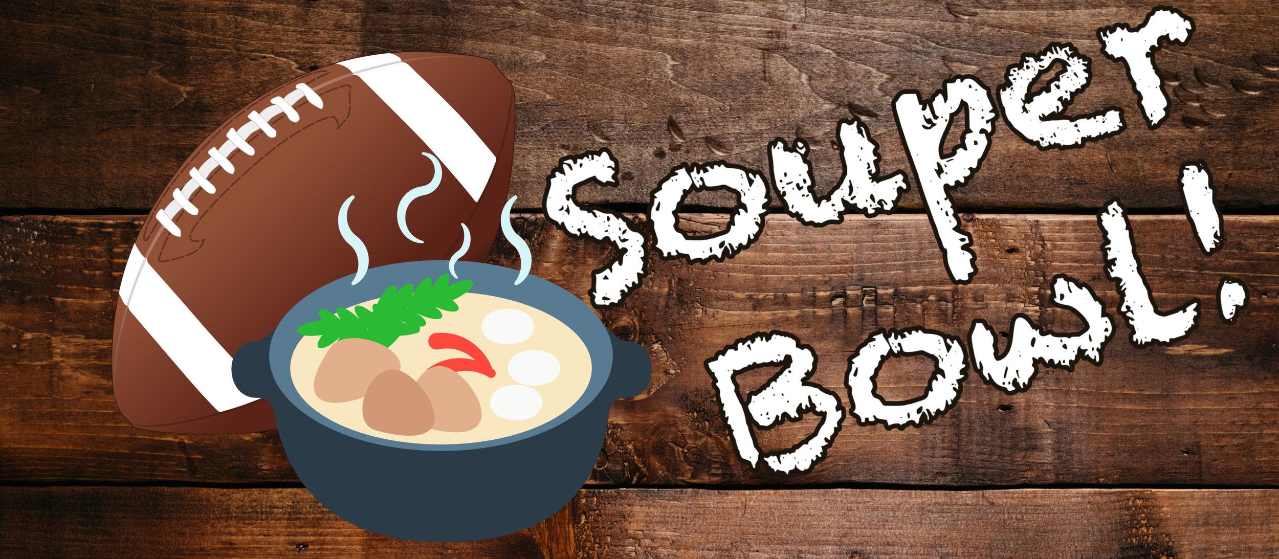 Souper Bowl — HERITAGE Fellowship