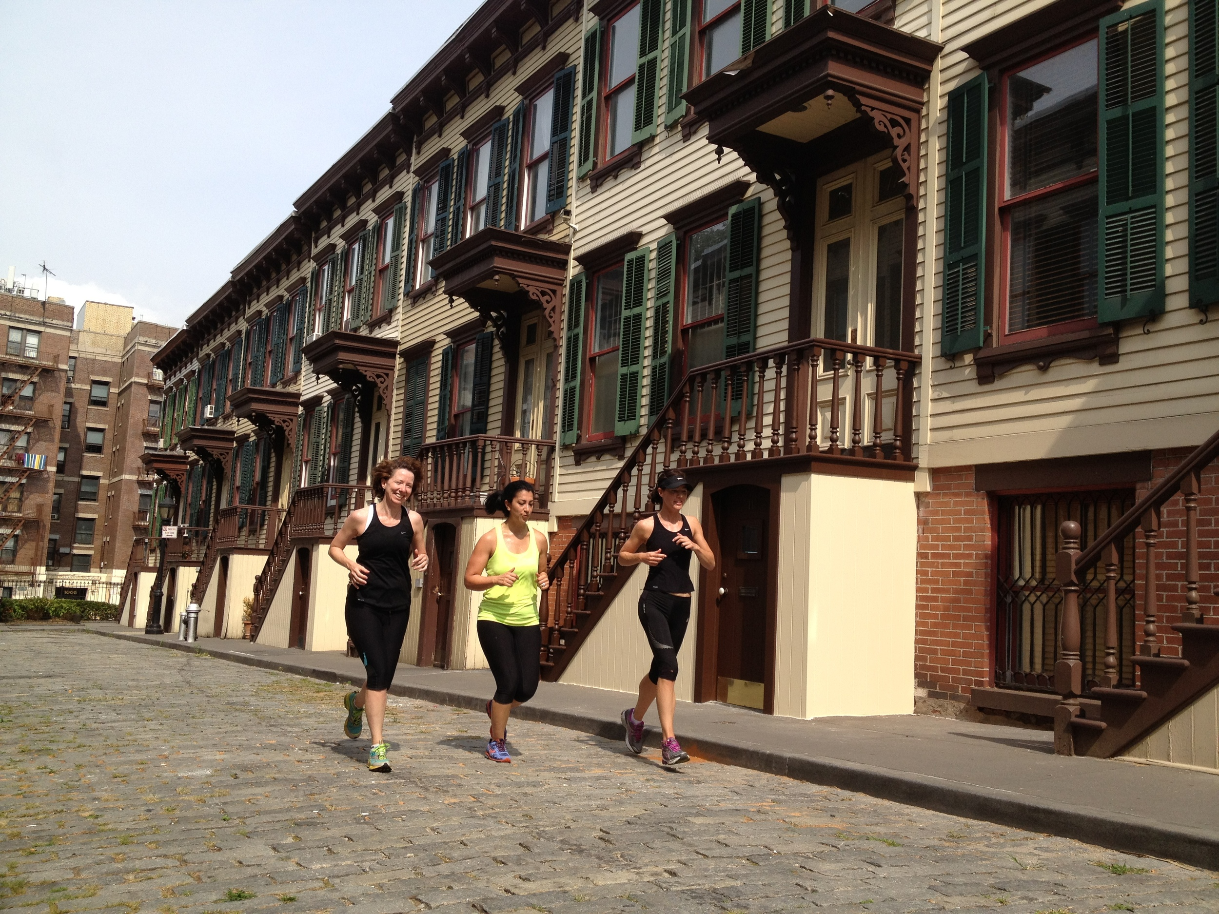 CREATE YOUR OWN NEW YORK CITY RUNNING EXPERIENCE