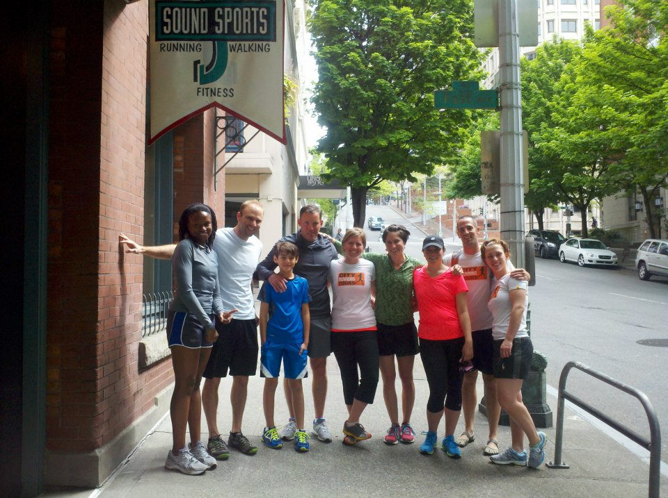 ORGANIZE YOUR NEXT CORPORATE OR SOCIAL GROUP RUNNING TOUR IN SEATTLE