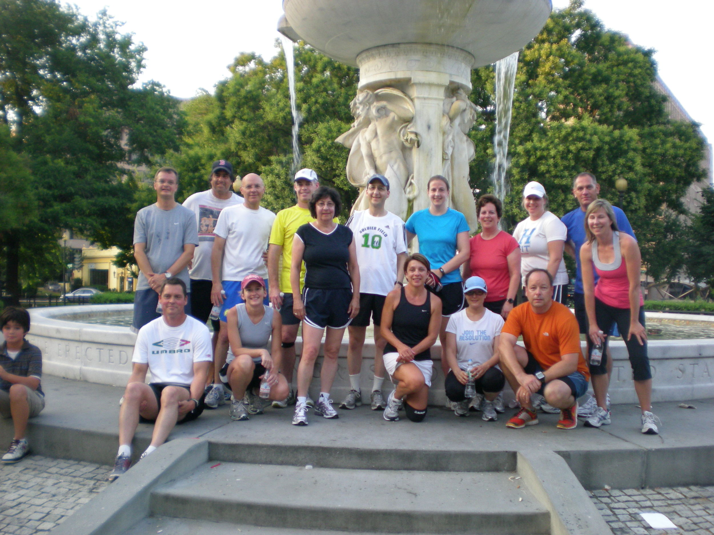 ORGANIZE YOUR NEXT CORPORATE OR SOCIAL GROUP RUNNING TOUR IN WASHINGTON DC
