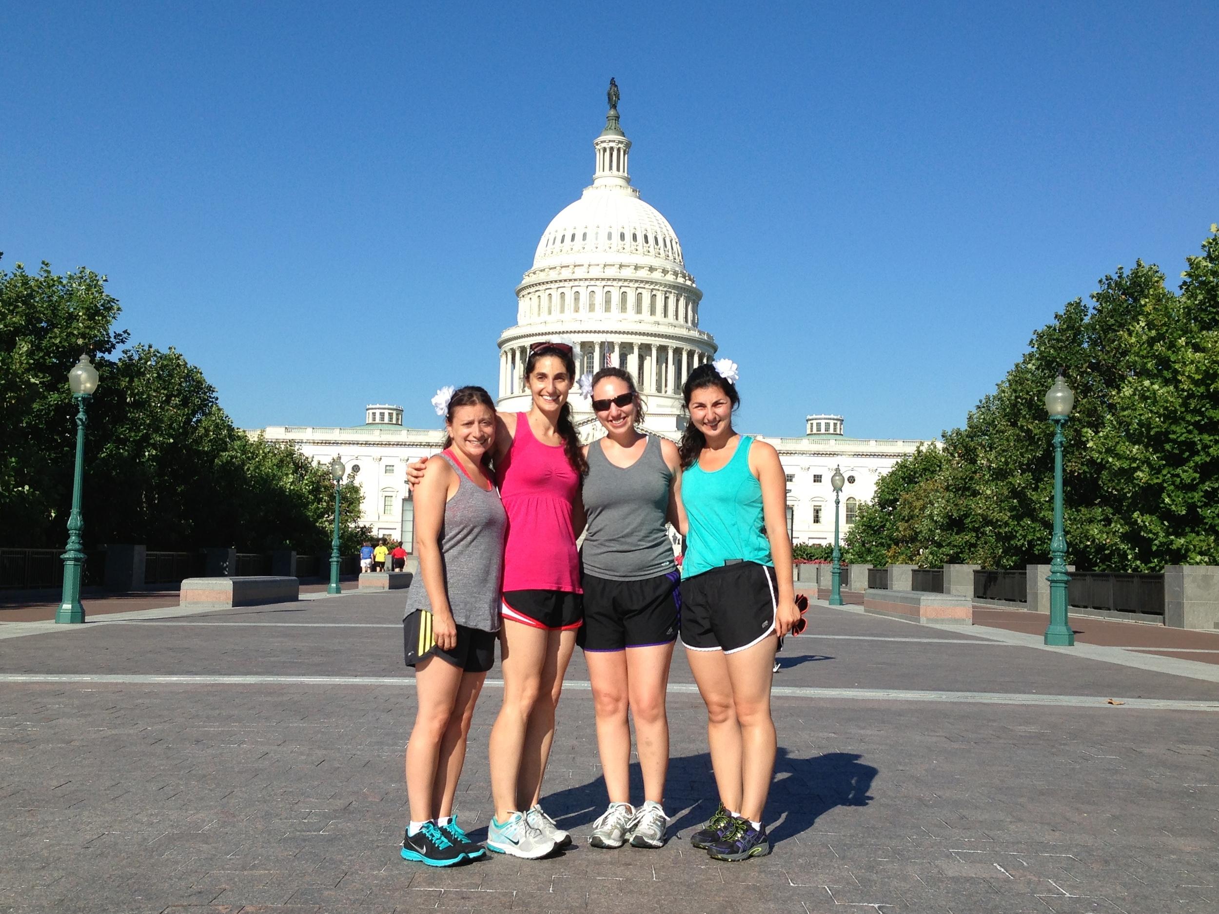 Washington Dc Tours >> City Running Tours Washington Dc Group Tours