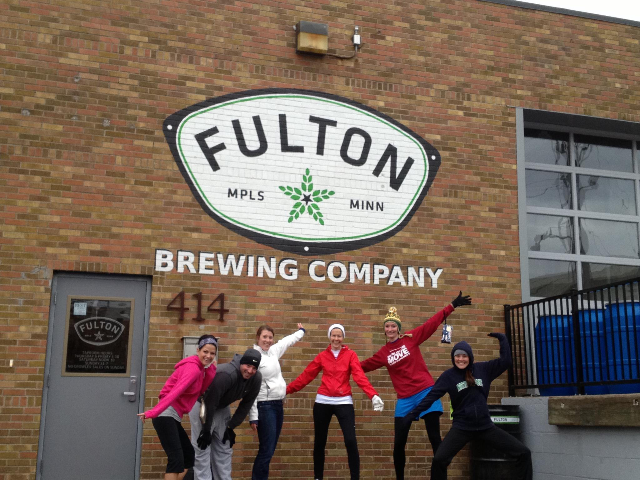 City Running Tours Minneapolis offers the  5K Beer Run . Join this run to learn about Minneapolis' best restaurants, pubs, and bars