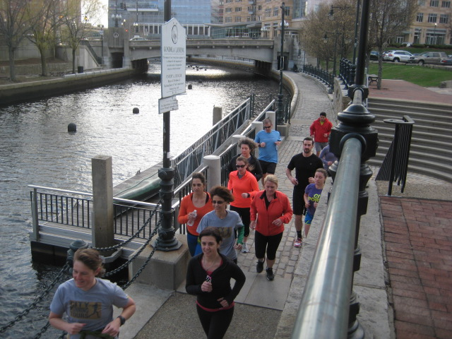 City Running Tours Providence offers great runs for the beginner run including the  Waterfront Tour . This picturesque tour takes runners through Waterplace Park and along the Providence Riverwalk to the head of Narragansett Bay.