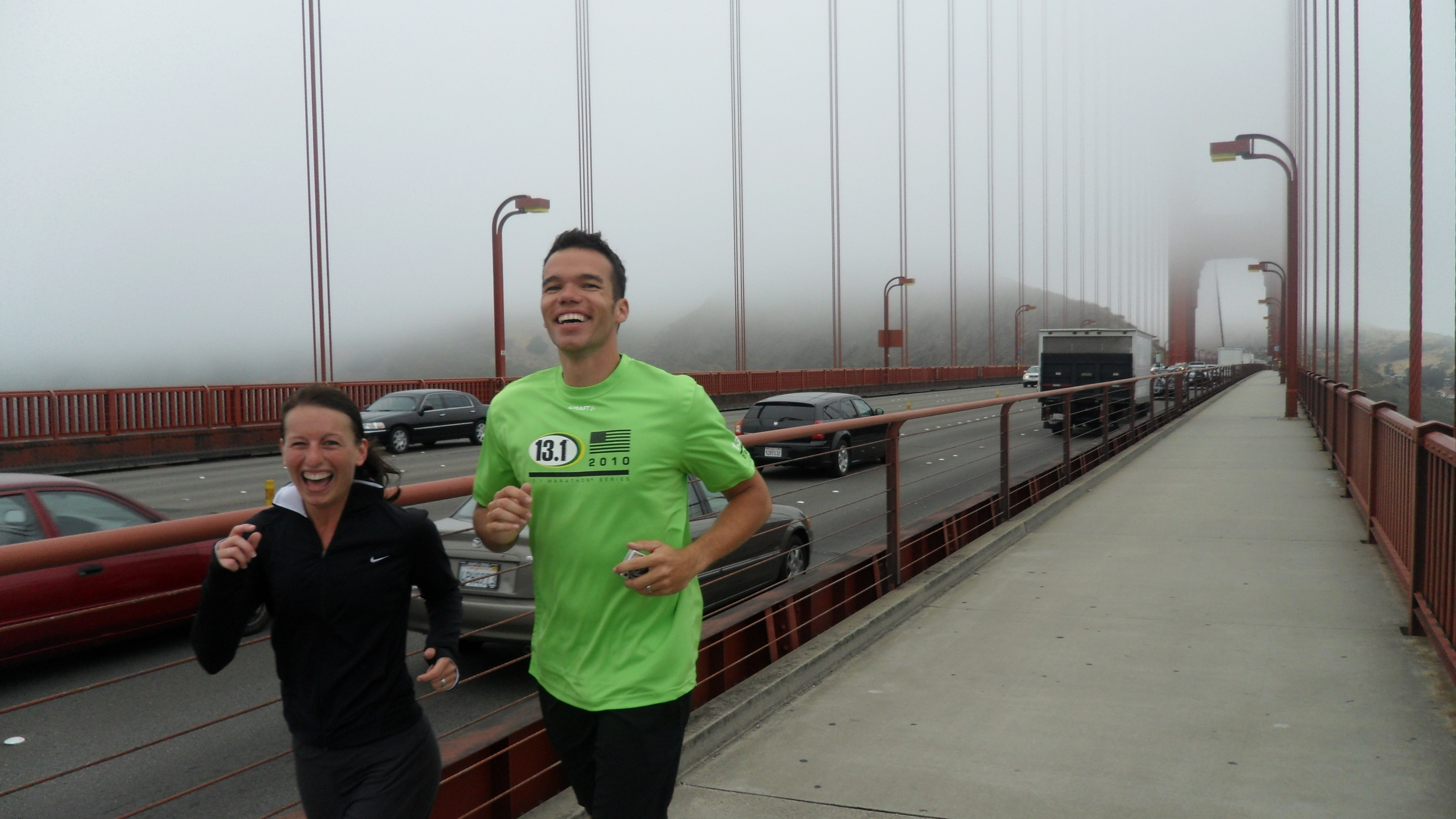 CREATE YOUR OWN SAN FRANCISCO RUNNING EXPERIENCE