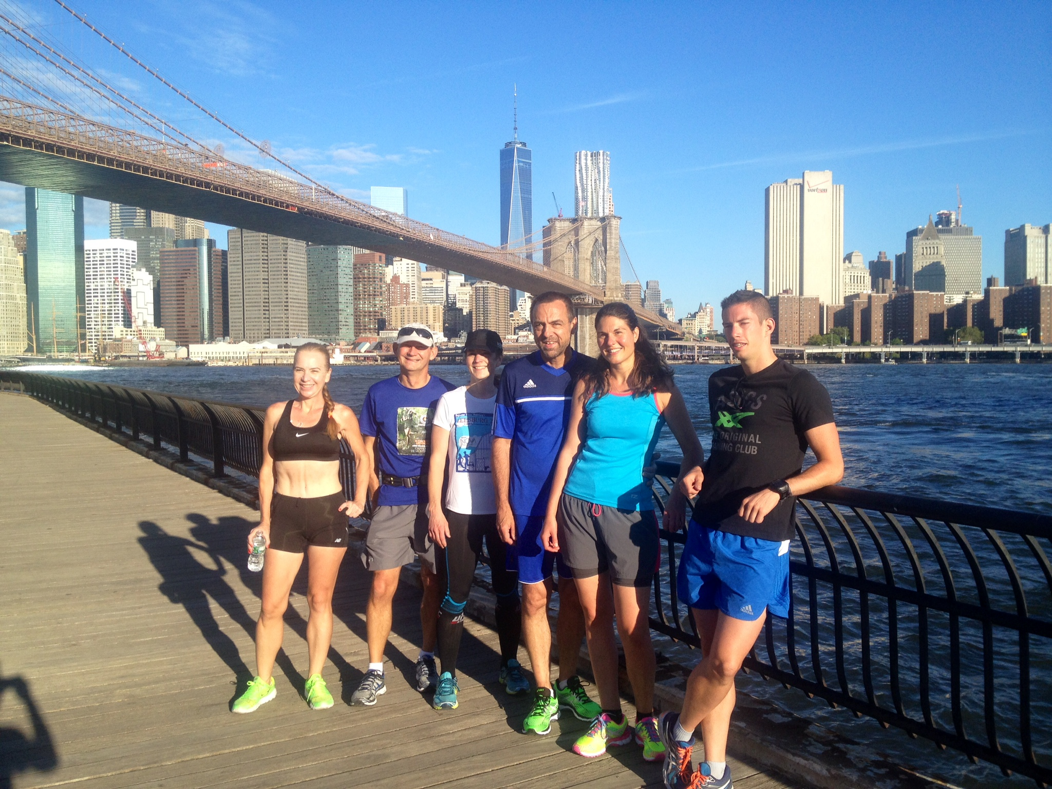 BROOKLYN BRIDGE - $44 (FRI - MON)/$40 (TUE -THU)      SUN, WED & FRI @ 7 AM/MON & SAT @ 8AM