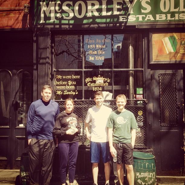 IRISH HISTORY TOUR - $50      SATURDAY, MARCH 17TH & SUNDAY, MARCH 18TH @ 12 PM
