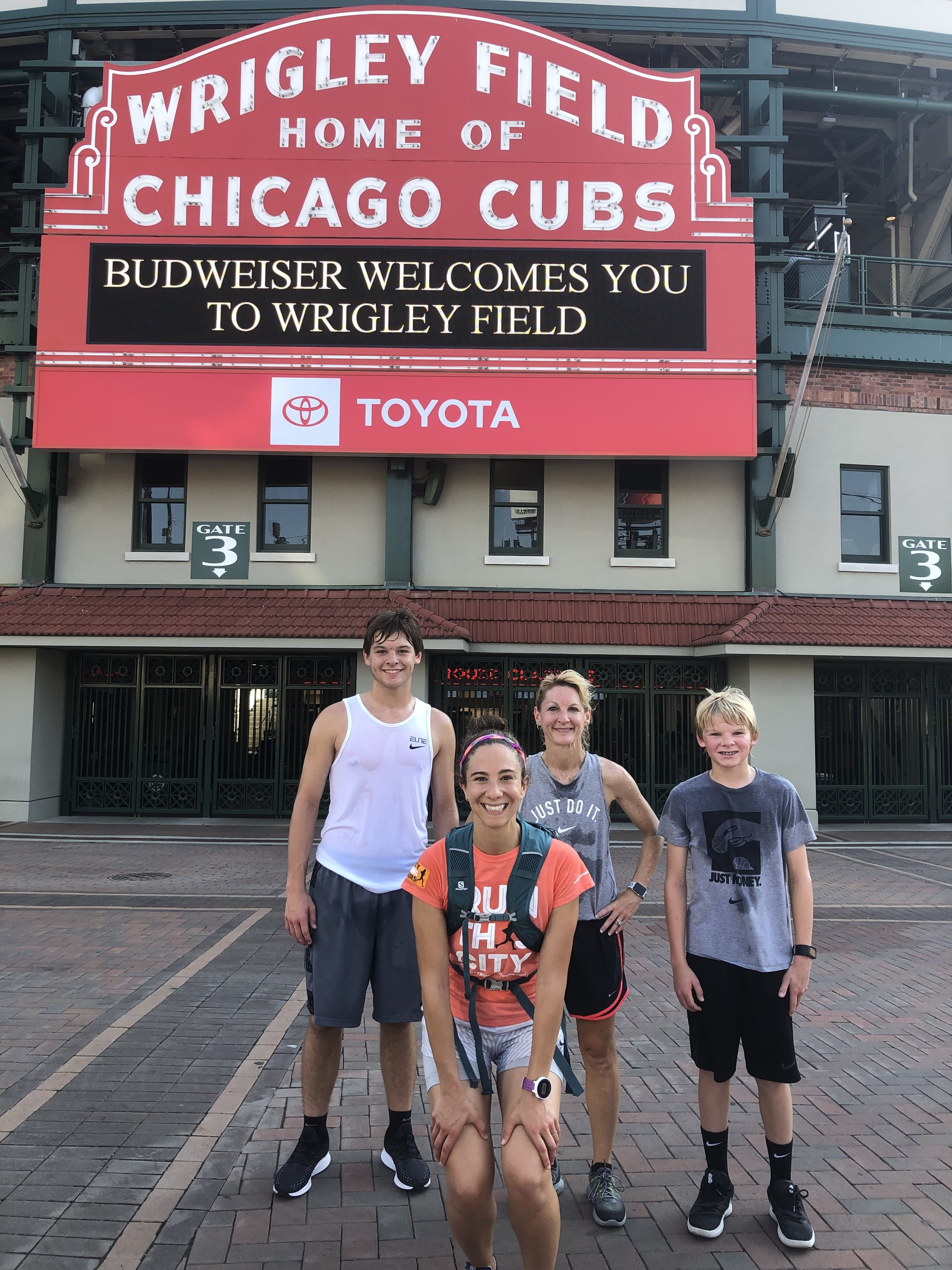 CREATE YOUR OWN CHICAGO RUNNING EXPERIENCE