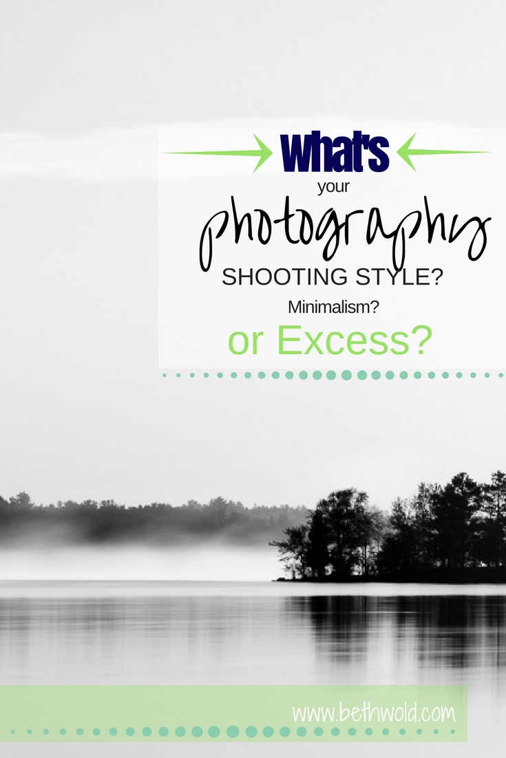 What's your photography style? Learn how to identify it.